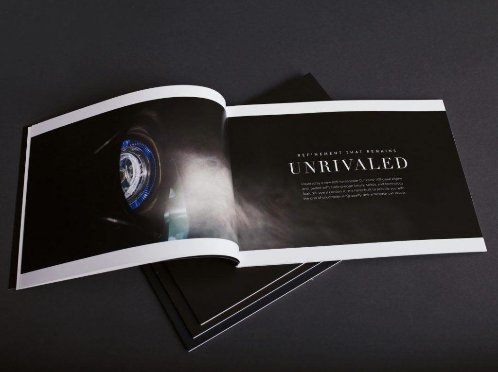 Inside Newmar Catalog