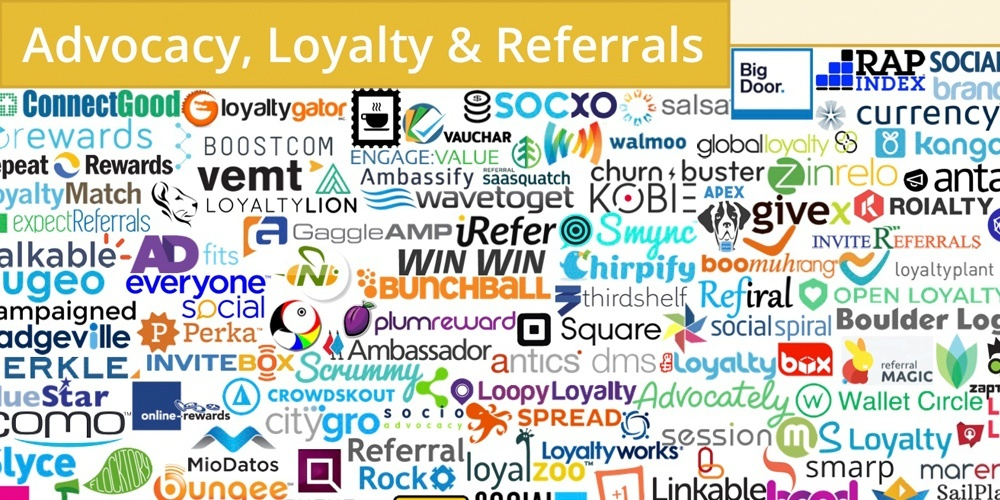 martech advocacy loyalty referrals
