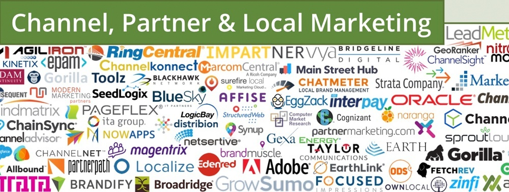 martech channel partner and local marketing