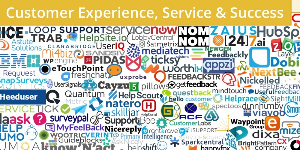 martech customer experience service and success