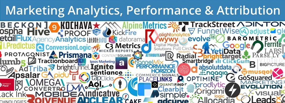 martech marketing analytics performance and attribution