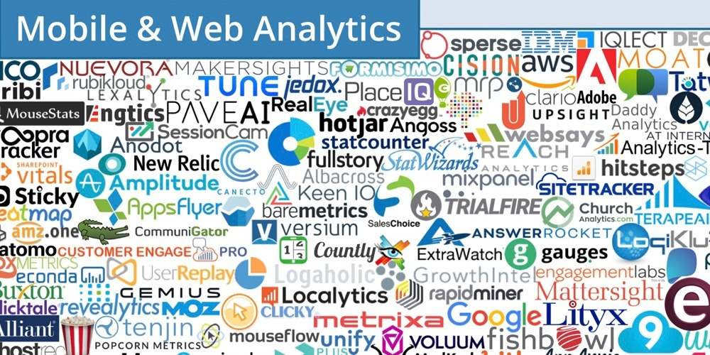 martech mobile web analytics