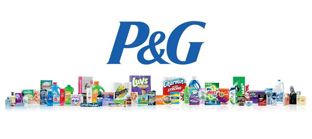 p&g brand architecture