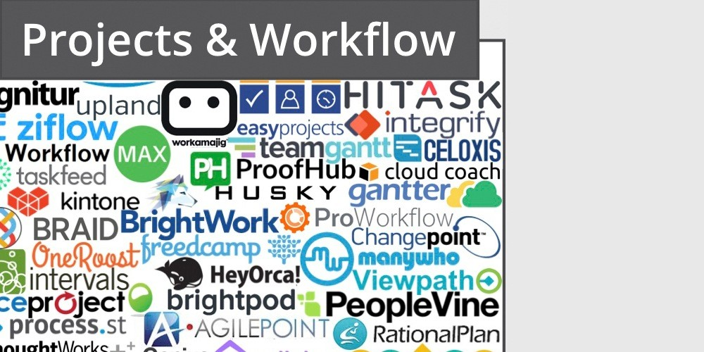 martech projects and workflow
