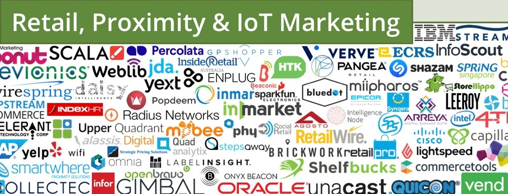 martech retail proximity iot marketing