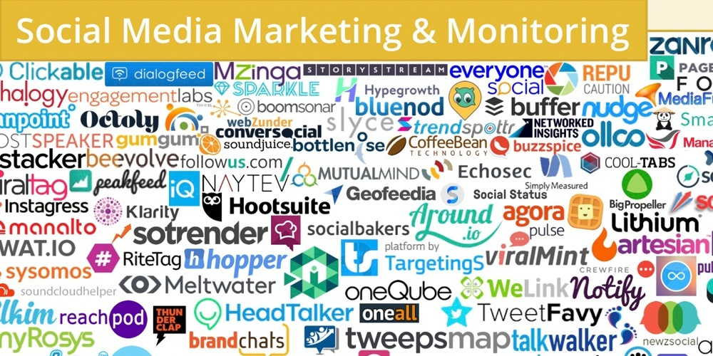 martech social media marketing and referrals