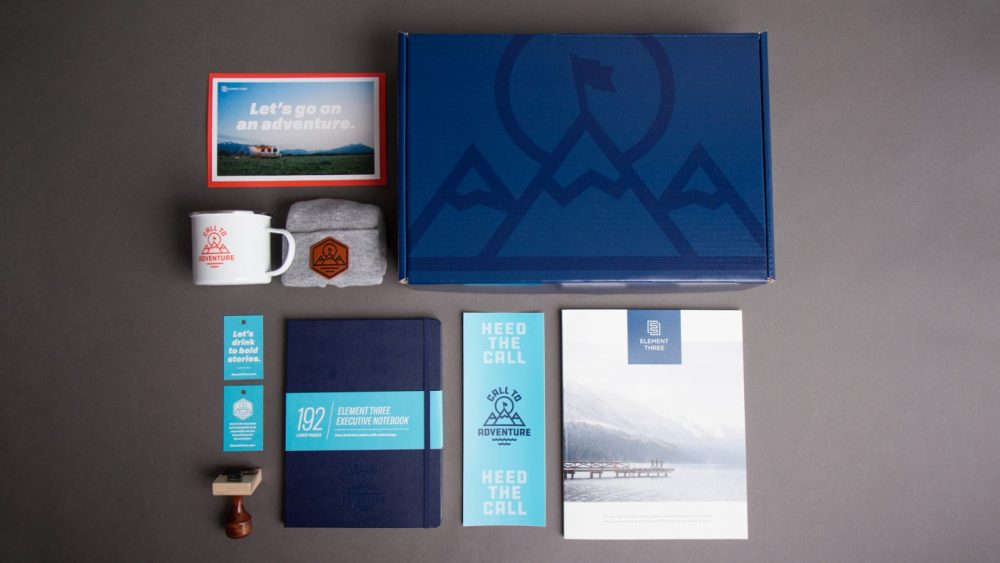 luxury direct mail for outdoor industry